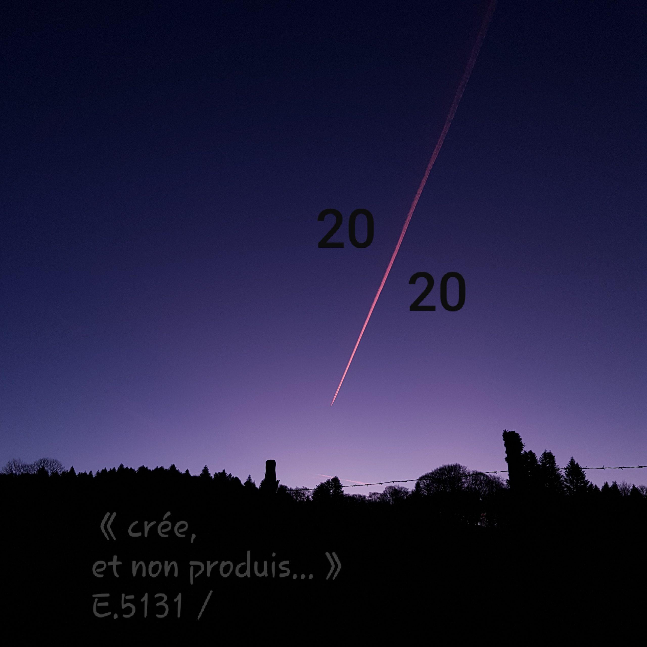 /// 2020-1 / journal du E. ///